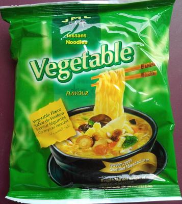 Instant Noodles Vegetable Flavour - Produit