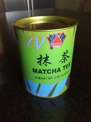 Thé matcha - Product