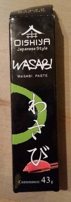 Wasabi - Producto