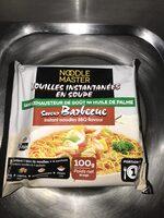 Nouilles instantanée soupe XL barbecue - Product - fr