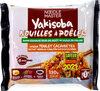Nouilles yakisoba saveur poulet cacahuètes - Produto