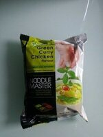 Noodle master green curry chicken - Product - fr