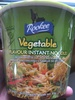 Vegetable Flavour Instant Noodles - Produit