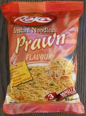 Instant Noodles - Produit