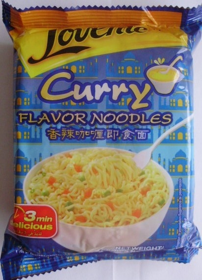 Curry Flavor Noodles - Produit