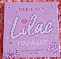 EVER BEUTY Lilac YOU A LOT - 产品 - en