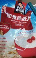 Quaker Instant Oatmeal - Produit