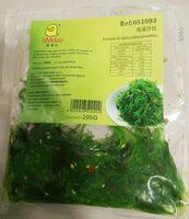 Ensalada de algas (undaria pinnatifida) - Producto - es