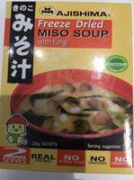 Freeze Dried Miso - Product - en