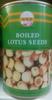 Graînes de lotus au naturel - Product
