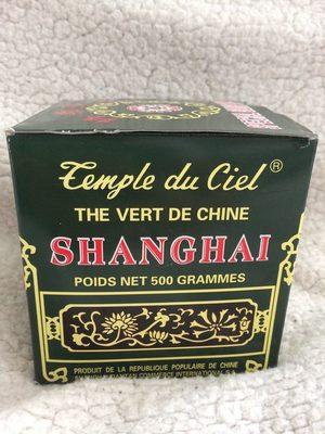 Temple of heaven, special gunpowder china green tea - Product - en