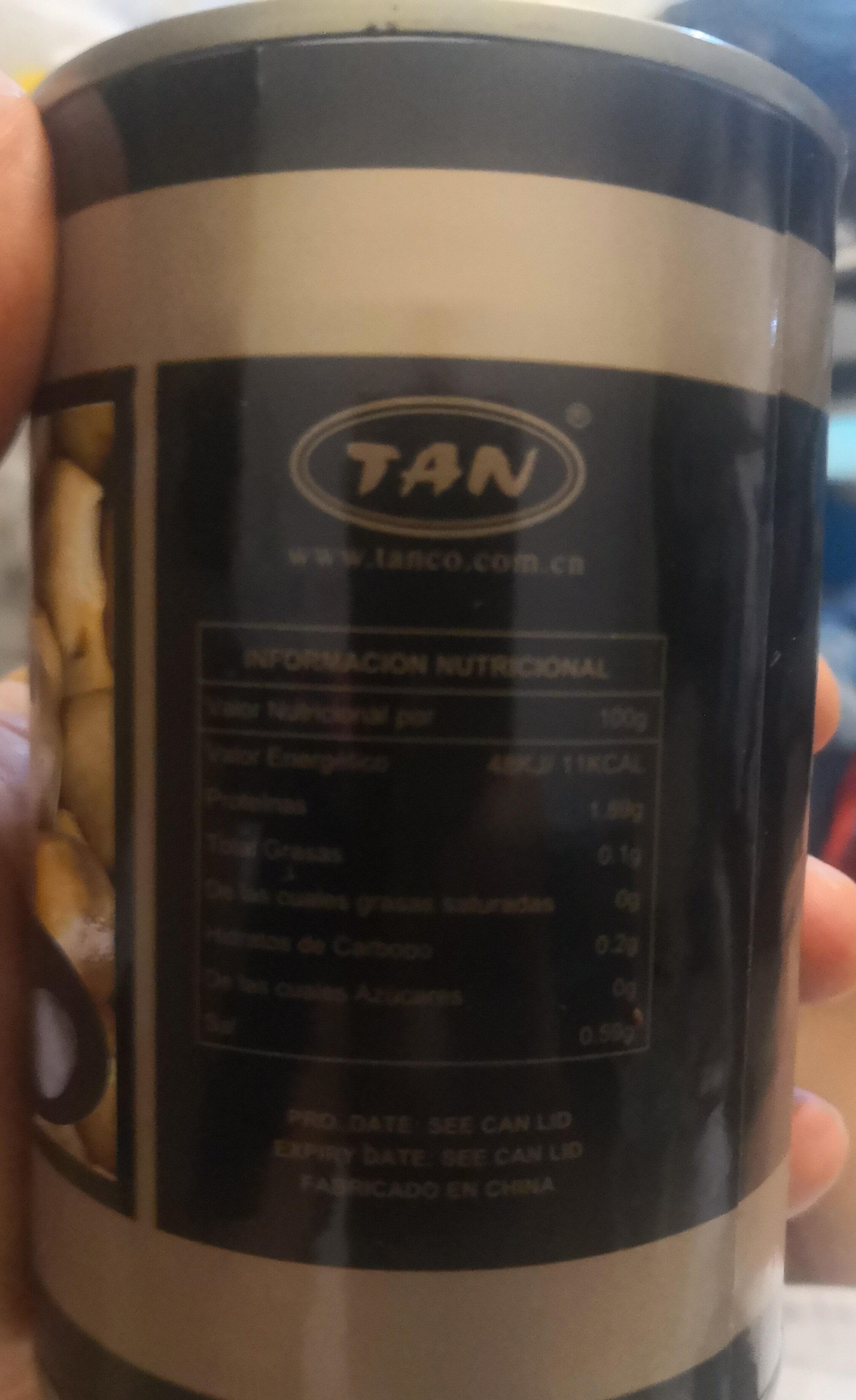 Champiñón Chino Tan - Producte - es