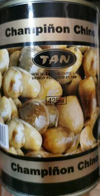 Champiñón Chino Tan - Ingredients - es