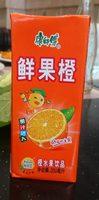康师傅鲜果橙 - 产品