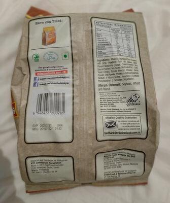 Mission Tortilla Chips - Product - en