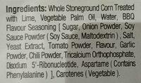 Mission Tortilla Chips - Ingredients - en