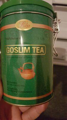 Goslim tea