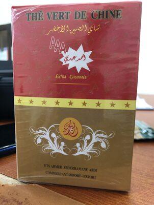 Thé vert de Chine - Product - fr