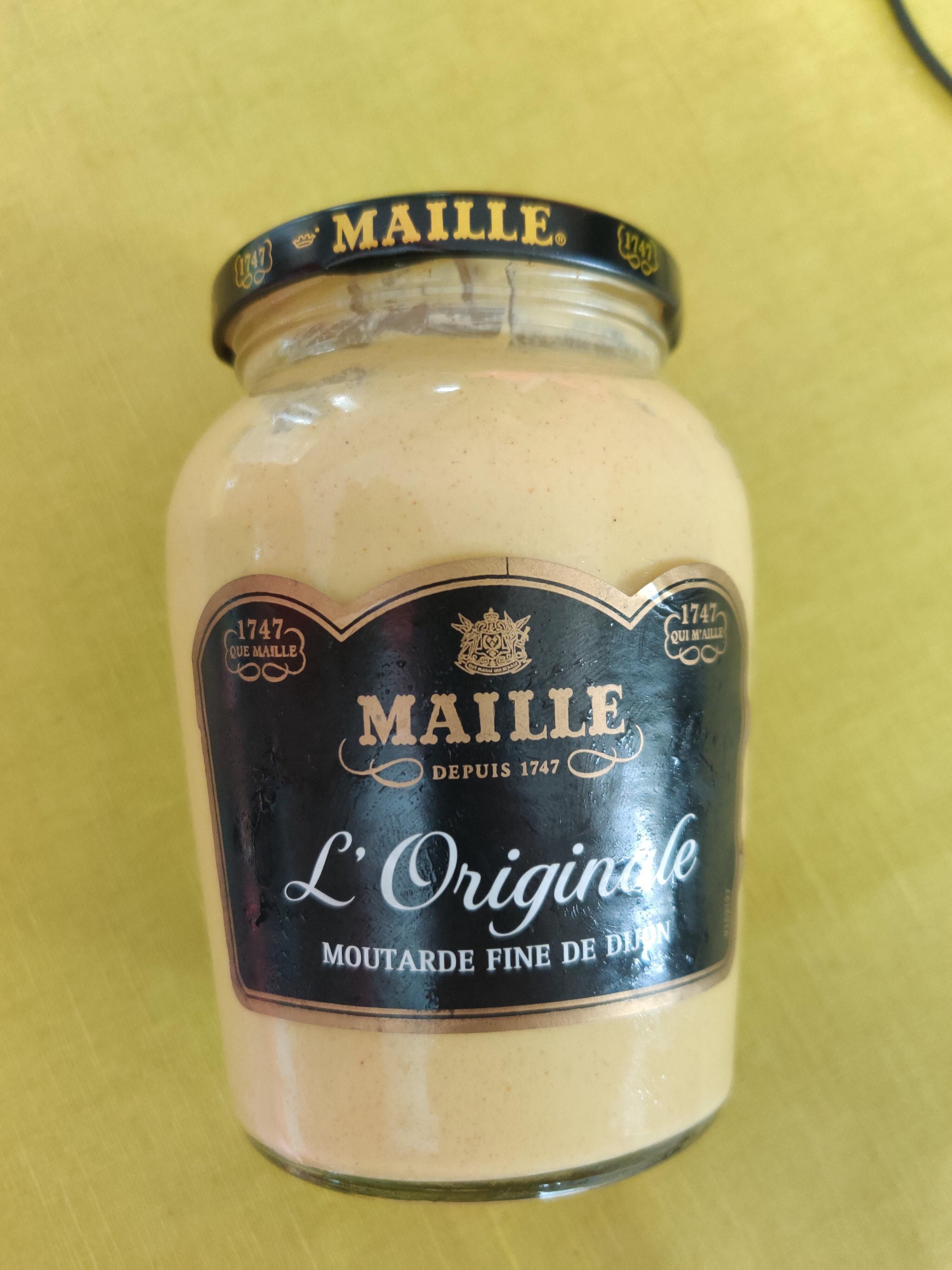 moutarde maille l'original - Product - fr