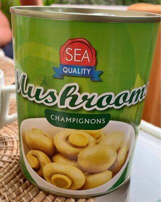 Mushrooms - Product - fr