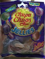 Jellies Lollies with fruit juice - Product
