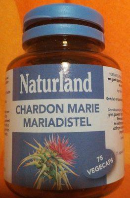 Chardon Marie 75 Végécaps - Produit - fr