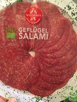 Bio Geflügelsalami - Produit