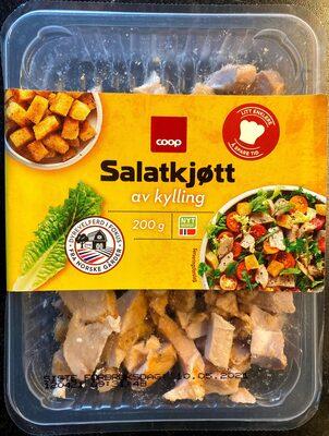 Coop Salatkjøtt - Produit - nb