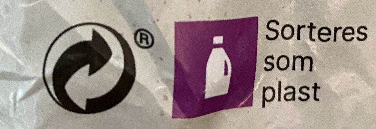 Coop Erter - Instruction de recyclage et/ou informations d'emballage - nb