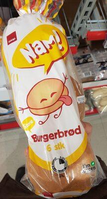 Store burgerbrød - Prodotto - nb