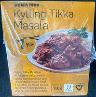 REMA 1000 Kylling Tikka Masala - Produit - en
