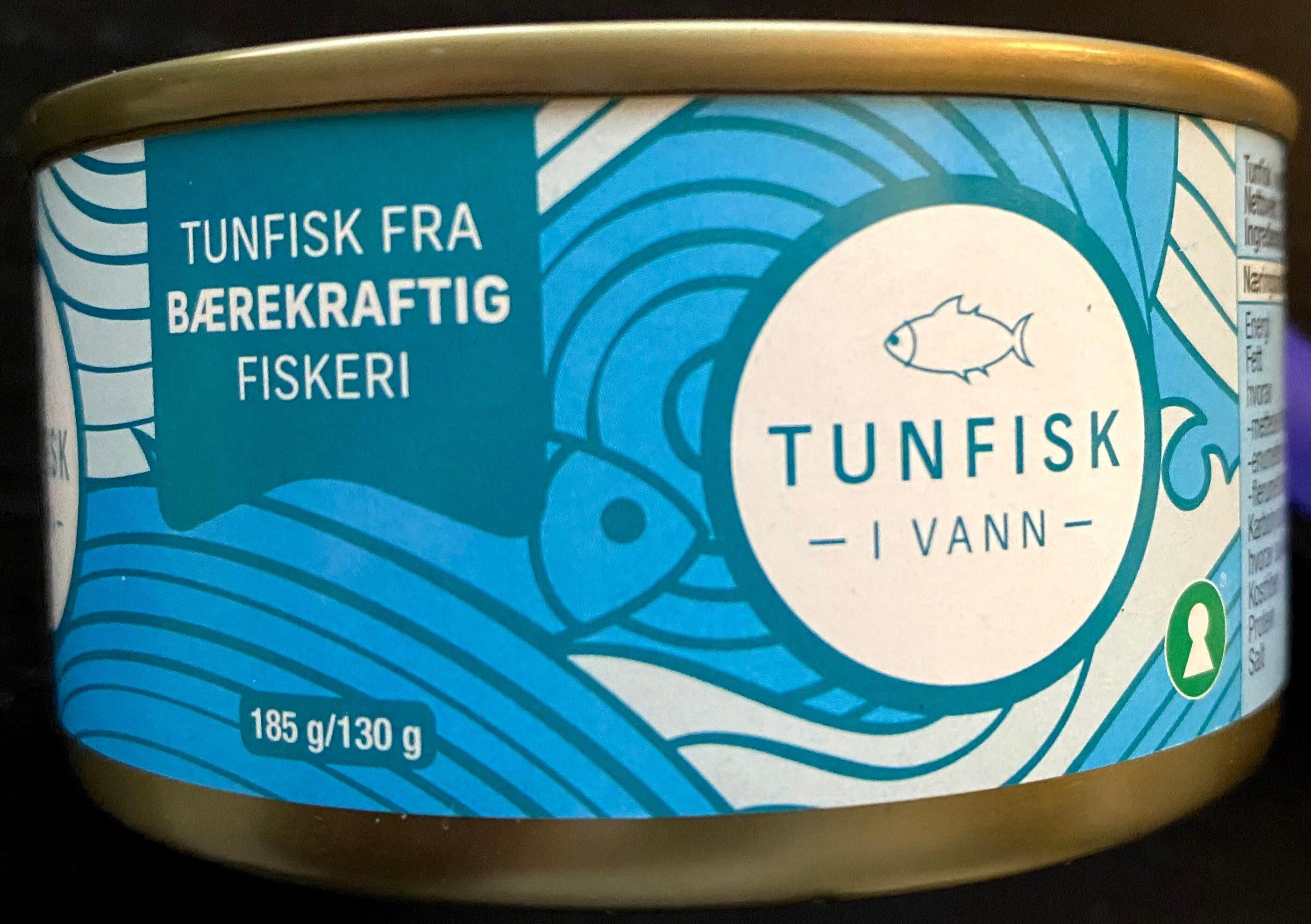 REMA 1000 Tunfisk i Vann - Prodotto - no
