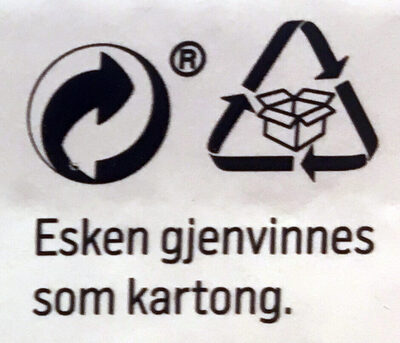 12 egg - Recycling instructions and/or packaging information - nb