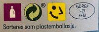 First Price Spekeskinke - Instruction de recyclage et/ou informations d'emballage - en