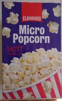 Micro popcorn saltet - Produit - nb