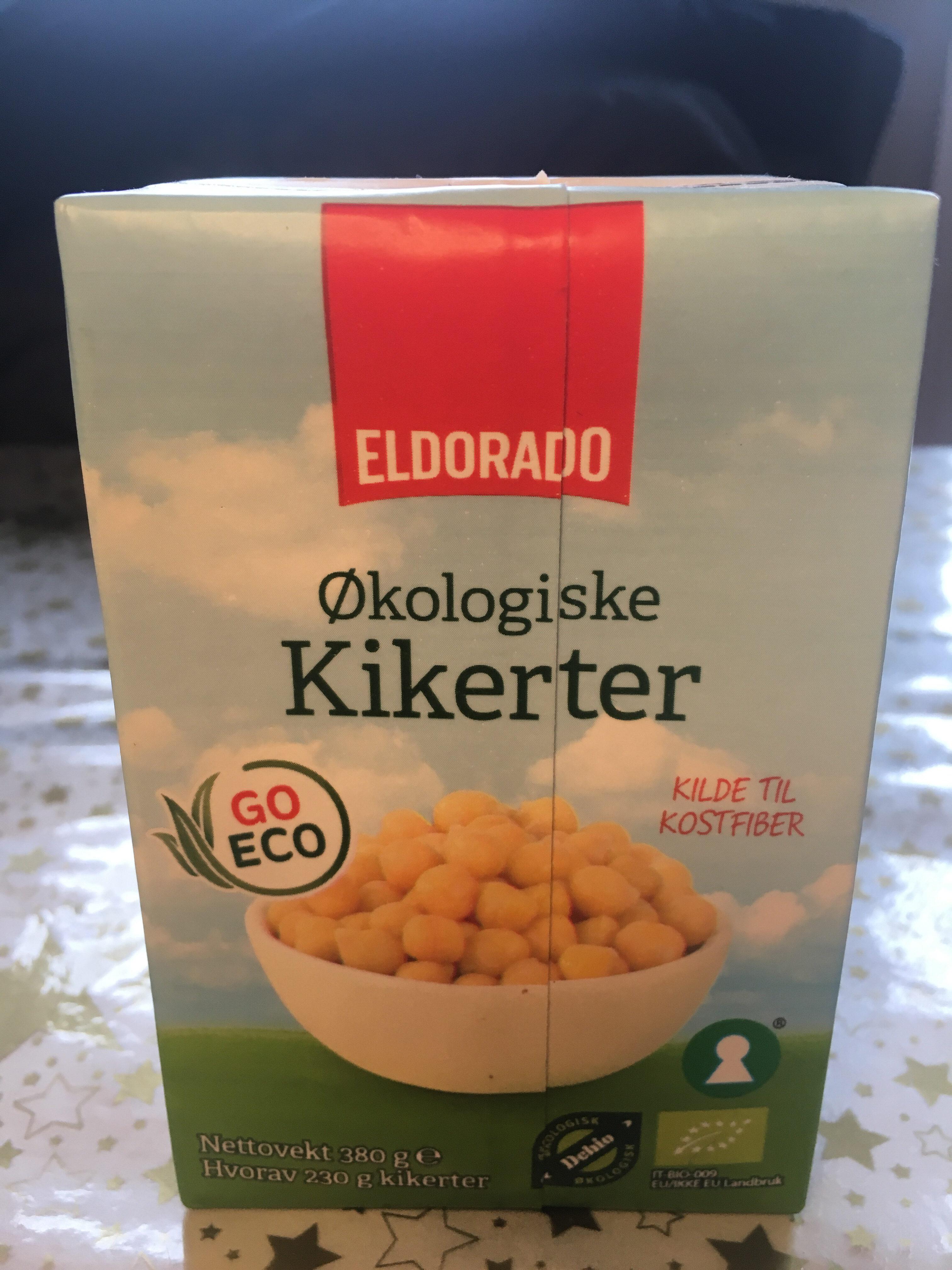 Økologiske Kikerter - Produit - nb