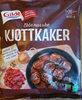 Ekte Norske Kjøttkaker - Produit