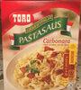 Pastasaus Carbonara - Produit