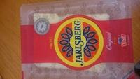 original sliced jarlsberg - Product