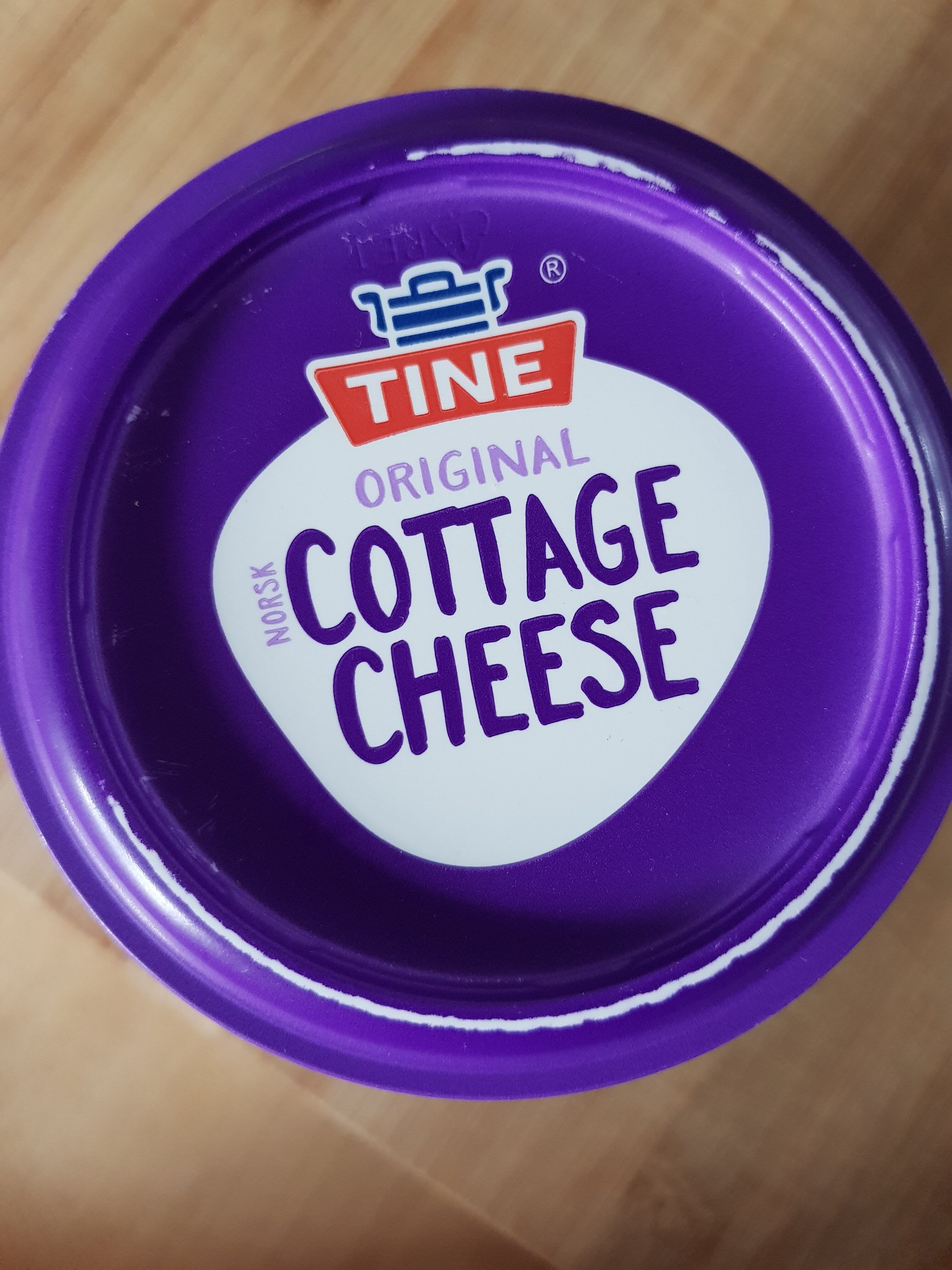 cottage cheese - Produit - nb
