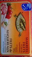 Filets de maquereaux à la sauce aux oignons et à la tomate - Produit - fr