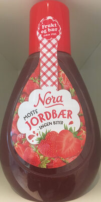 Moste jordbær - ingen biter - Produit - nb