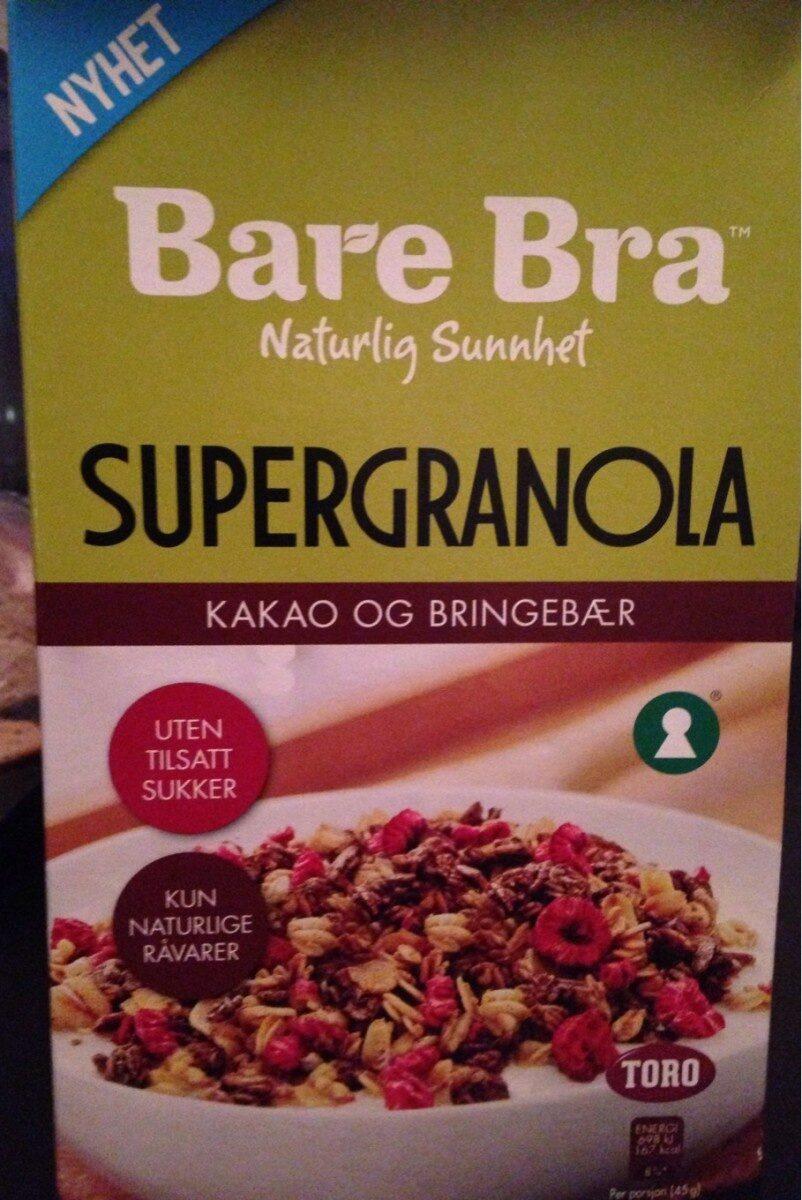 Supergranola - Prodotto - nb
