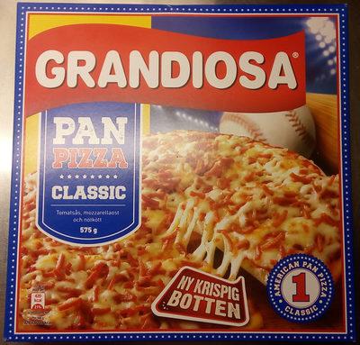 Grandiosa Pan Pizza Classic - Product - sv