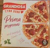 Prima pepperoni pizza - Produit - nb