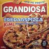 Fredagspizza sprø potetchips og kjøttdeig - Produit