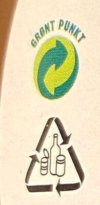 Nøttesjoko - Instruction de recyclage et/ou informations d'emballage - en