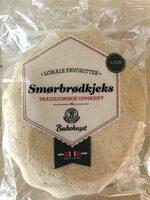 Smørbrødkjeks - Produit - nb
