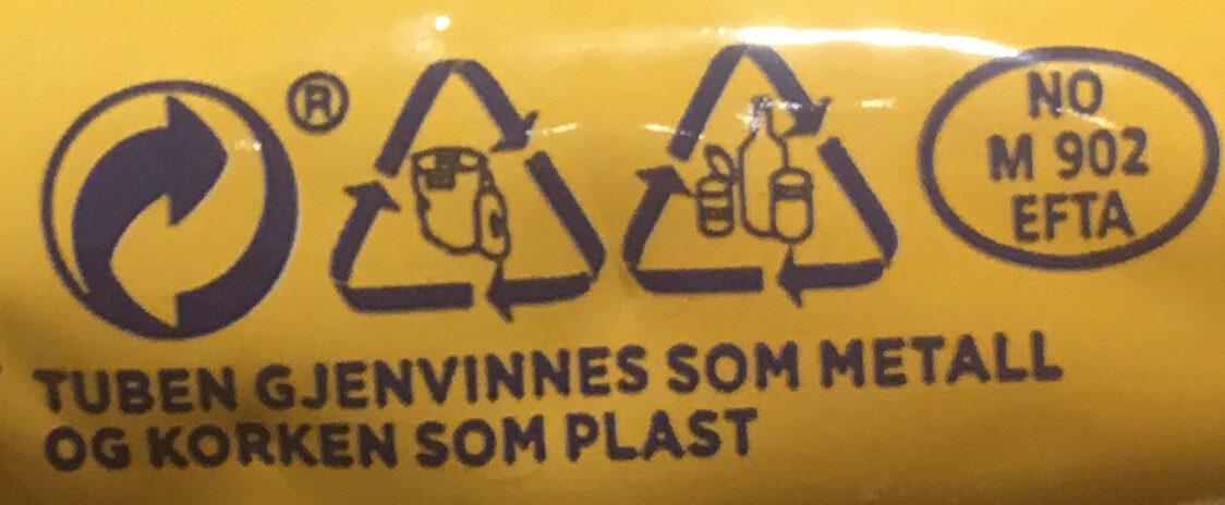 Baconost - Istruzioni per il riciclaggio e/o informazioni sull'imballaggio - nb