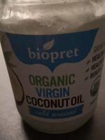 Organic virgin coconut oil - نتاج - fr